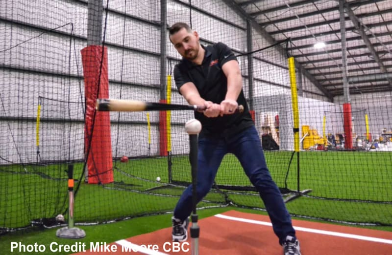 Baseball Netting At New Indoor Facility Newsworthy