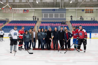 6th Annual Celebrity Ice Cup