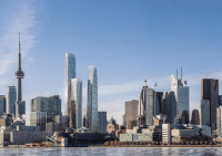 Canada's tallest residential tower and other exciting developments in Toronto