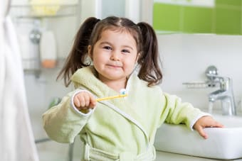 Which toothpaste should I choose for my child?