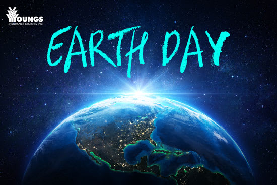Giving Back | Earth Day - April 22, 2020