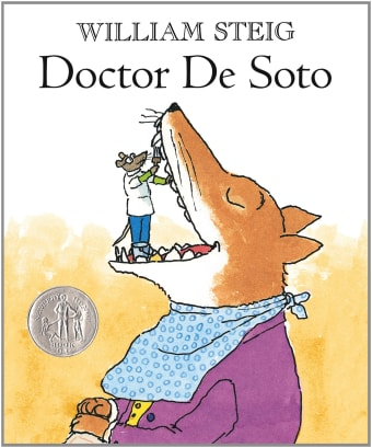 Book Feature: Doctor De Soto