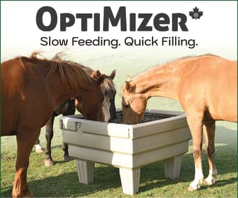 OptiMize Feeding Hay : for You and Your Horses