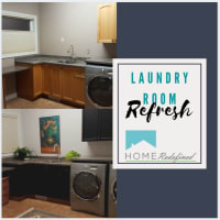 Laundry Room Refresh in 5 Easy Steps