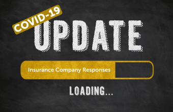 Insurance Company Responses to COVID-19