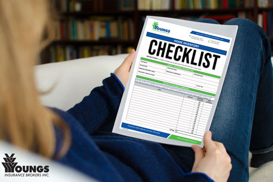 The Best Advice Ever: Why You Need A Home Inventory Checklist