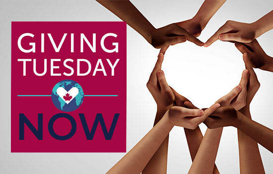 Celebrating #GivingTuesdayNow | May 5, 2020