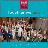 #GivingTuesdayNow, Together We Stand