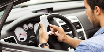 Distracted driving penalties increase in Ontario