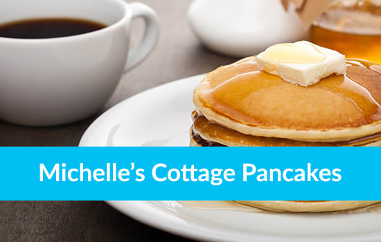 COVID-19 Recipe | Michelle's Cottage Pancakes