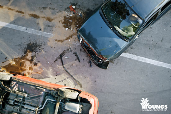 Ways A Car Accident Can Affect Your Insurance Premium