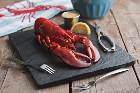 Sorry - sold out of lobster!  We'll try and get more another time, watch our website for details.