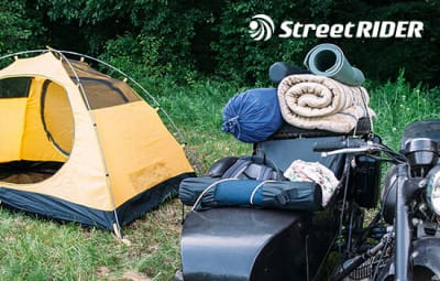 Life Changing Packing Tips for Moto Camping Trips