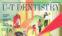 Dr. Fred Murrell Featured in UoT Dentistry Article: The Mavericks – Meet six change agents impacting dentistry