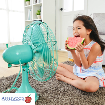 Eat, Sleep, Repeat in the Heat: Tips to Stay Cool at Home this Summer