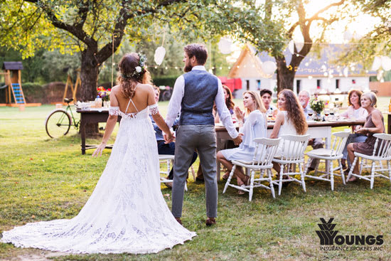 Everything You Need To Know Before Hosting a Backyard Wedding