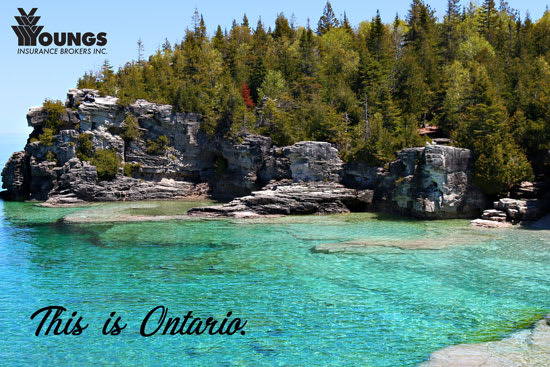 The Best Five Summer Road Trips to Take in Ontario