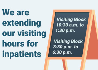 Niagara Health extending visiting hours for inpatients starting Monday, July 13