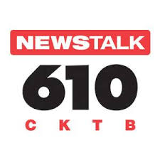 NWPB in the Media: AM 610 CKTB interviews Adam Durrant