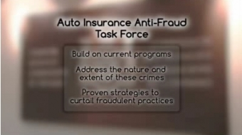 Cracking Down on Insurance Scams