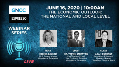 NWPB in the Media: GNCC Espresso Live 14: The Economic Outlook – The National and Local Level