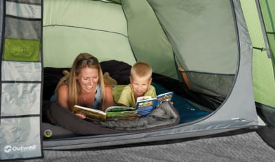 Learning to Go: Get a Little Extra Learning in While Camping!