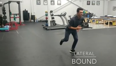 #FitnessFriday Ι Lateral Bound