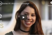 Invisalign Success Stories - Kirstiana