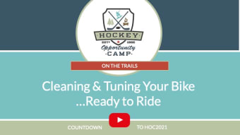 On the Trails: Bike Cleaning & Tuning