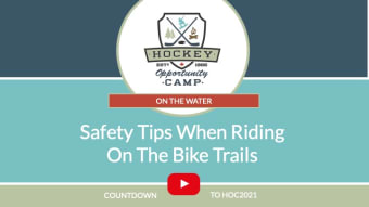 On The Trails: Bike Tips to Ride The Trails Safely