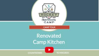 Camp Tour: The HOC Kitchen Renovated