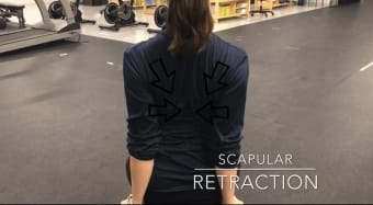 #FitnessFriday Ι Scapular Retraction
