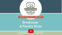 Hockey Talk: Breakaway & Penalty Shots