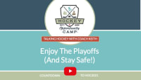 Hockey Talk: Enjoy the Playoffs!