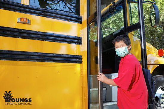 Back to School Bus Safety for Drivers and Students
