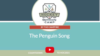 By The Campfire: The Penquin Song