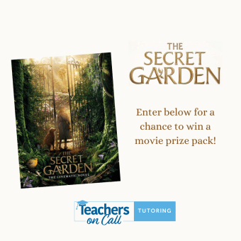 Hooked on Books with The Secret Garden
