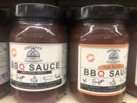 Not only is David & Sons Fine Condiments locally made, it boasts local ingredients too!