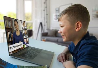 Have a Child Attending School Remotely this Fall? Here's What You Need
