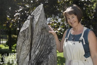 Fly Freeman Discusses Her Older Sculptures