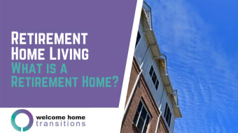 Senior Living Experts - What is a Retirement Home