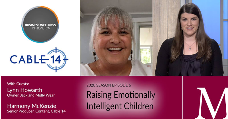 2020 Episode 6: Raising Emotionally Intelligent Children