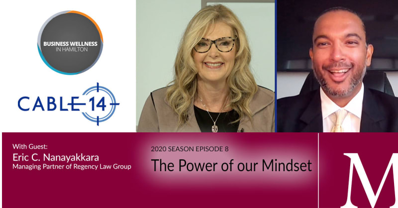 2020 Episode 8: The Power of our Mindset