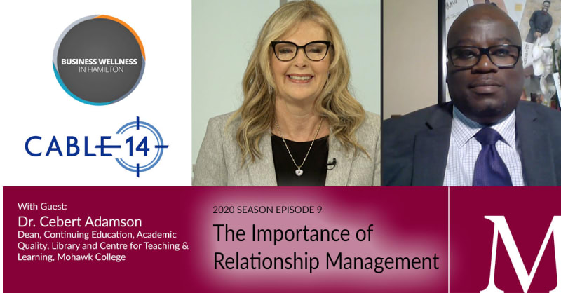 2020 Episode 9: The Importance of Relationship Management