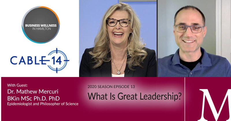 2020 Episode 13: What Is Great Leadership?