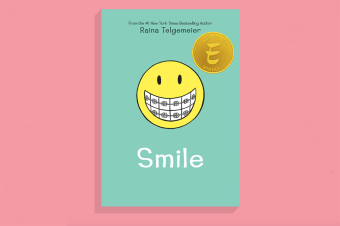 Braces Book Club - 'Smile' by Raina Telgemeier
