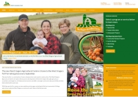 West Niagara Ag Society Launches New Website
