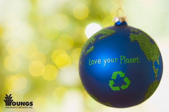 Simple Ways to Make the Holidays More Green