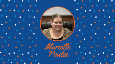 Get to know Murielle