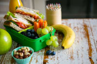 5 School Lunch Ideas to Promote Your Child's Oral Health
